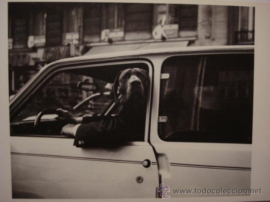 416 PARIS PRECIOSA POSTAL DE COCHE AUTO CAR - COPIA MODERNA DE FOTOS ANTIGUAS - AÑOS 1980-1998 (Postales - Postales Temáticas - Coches y Automóviles)