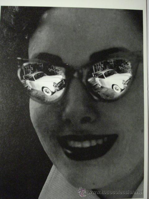418 PRECIOSA POSTAL DE COCHE AUTO CAR - COPIA MODERNA DE FOTOS ANTIGUAS - AÑOS 1980-1998 (Postales - Postales Temáticas - Coches y Automóviles)