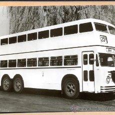 Postales: POST 583 - AUTOBUS SERIE 5 - BAUJAHR 1952 . BUSSING D. Lote 28544016