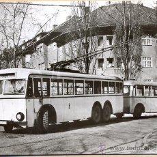 Postales: POST 589 - SERIE 2 - SSW - DB BAUJAHR 1945/47 . Lote 28545131