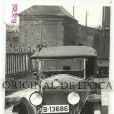 Postales: (PS-26906)POSTAL FOTOGRAFICA DE AUTOMOVIL OM AÑO 1926. Lote 30628365