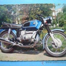 Postales: MOTOCICLETA BMW 75/5 2 CILINDROS.. Lote 32668896