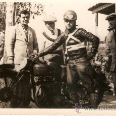 Postcards - POSTAL CARRERA MOTOS CIRCUITO LEVANTE 1929 - 34404140