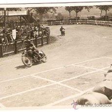 Postales: POSTAL FOTOGRAFICA CARRERA SEIS HORAS CIRUCITO CARDEDEU. Lote 34405431
