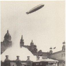 Postales: AUTOBÚS ``LAFFLY´´, PUESTO EN SERVICIO DURANTE LA EXPOSICIÓN INTERNACIONAL DE BARCELONA, 1929.. Lote 34583191