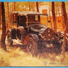 Postales: ANTIGUA POSTAL DE COCHES. COCHE CLÁSICO OVERLAND WILLIS 1919. 699. . Lote 35073637