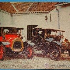 Postales: ANTIGUA POSTAL DE COCHES. COCHE CLÁSICO LA LICORNE Y BELCISE 1912. 701. . Lote 35073651