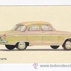 Postales: ZEPHYR -POSTAL DE COCHE-. Lote 37045585