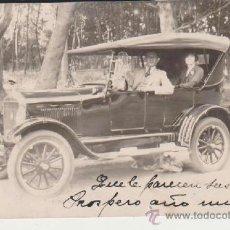 Postales: TARJETA POSTAL AUTOMOVLL 1926. Lote 37269954