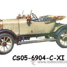 Postales: ANTIGUA POSTAL COCHE ANTIGUO - MORRIS OXFORD 8.9 H.P. 1914 - (AÑOS 60) A ESTRENAR. Lote 38425036