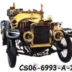 Postales: ANTIGUA POSTAL COCHE ANTIGUO - STANDARD 30 H.P. 1908 - (AÑOS 60) A ESTRENAR. Lote 38425051