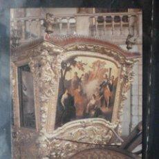 Postales: POSTAL COCHE DE CABALLOS MUSEO NACIONAL DE COCHES DE LISBOA .PORTUGAL. BILHETE POSTAL. Lote 39651815