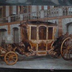 Postales: POSTAL COCHE DE CABALLOS MUSEO NACIONAL DE COCHES DE LISBOA .PORTUGAL. BILHETE POSTAL. Lote 39652057