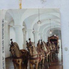 Postales: ACORDEON DE TARJETAS POSTALES DE COCHES DE CABALLOS. Lote 39670937