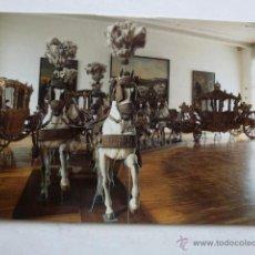 Postales: TARJETA POSTAL COCHE DE CABALLOS. Lote 39670967