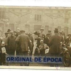 Postales: (PS-38612)POSTAL FOTOGRAFICA DE BARCELONA-CARRERA ORGANIZADA POR EL REAL MOTO CLUB DE CATALUÑA. Lote 41305505