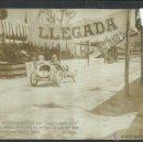 Postales: CARRERA INTERNACIONAL DE VOITURETTES - VINYET SITGES -BARCELONA MAYO 1908-FOTOGRAFICA J. VILA-(3287). Lote 43139176