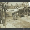 Postales: CARRERA INTERNACIONAL DE VOITURETTES - VINYET SITGES -BARCELONA MAYO 1908-FOTOGRAFICA J. VILA-(3288). Lote 43139190