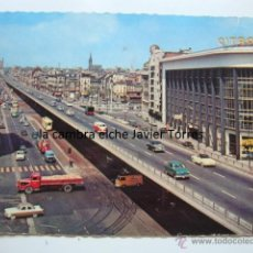 Postales: POSTAL FABRICA CITROEN COCHE COCHE CON SELLO, ORIGINAL AÑO 1964 LOT100. Lote 43810796