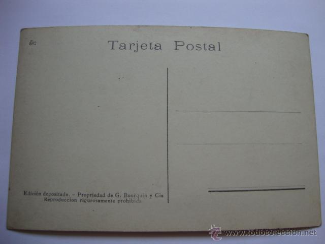 Postales: ANTIGUA TARJETA POSTAL COCHE COCHES BUENOS AIRES, ARGENTINA. LOTCRE250. - Foto 2 - 44659978