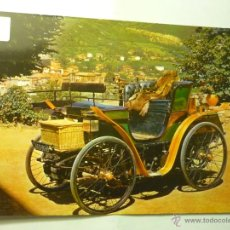 Postales: POSTAL COCHE ANTIGUO ,-ESCRITA--BB. Lote 45553245