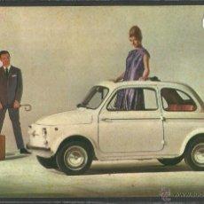 Postales: FIAT 500 D - (27172). Lote 46562934