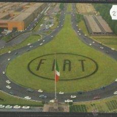 Postales: FIAT MIRAFIORI - PISTA COLLAUDO (27173). Lote 46562949
