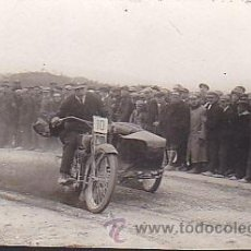 Postales: POSTAL FOTOGRAFICA CARRERA BRUCHS 1922. Lote 46917577