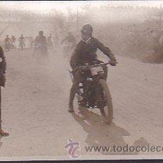 Postales: POSTAL FOTOGRAFICA CIRCUITO LEVANTE 1925. Lote 46917690