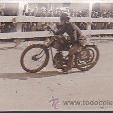 Postales: POSTAL FOTOGRAFICA CIRCUITO LEVANTE 1925. Lote 46917730