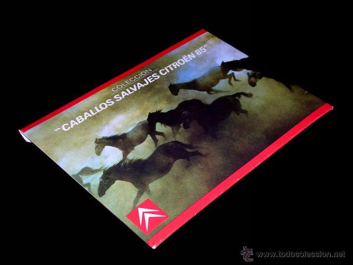 Postales: Grupo postal 4 postales, promocional Citroën CX GTI turbo; BX; Visa; Eco. Original 1985. - Foto 7 - 48943217