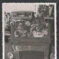 Postales: BISCUTER - FOTO 10-7-1958 SAN CRISTOBAL - FOTO ALONSO - P7806. Lote 49030475