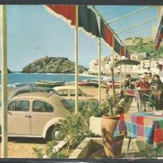 Cartes Postales: VOLKSWAGEN ESCARABAJO - BEETLE - ALMUÑECAR - P7949. Lote 49153154