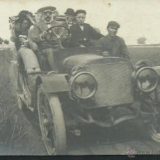 Postales: POSTAL AUTOMOVIL HACIA 1908?. Lote 50089581