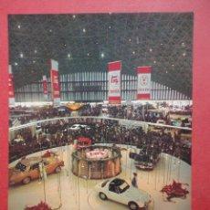 Postales: 12 EXPOSICIÓN TOKYO AUTO SHOW. JAPAN. Lote 50148668