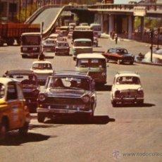 Postales: ANTIGUA POSTAL ORIGINAL AÑO 1969. COCHE COCHES MADRID . Lote 50413064