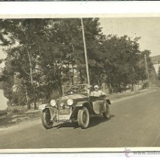 Postcards - (PS-46351)POSTAL CARRERA AUTOMOVILISTICA,AÑOS 20-30 - 51058854