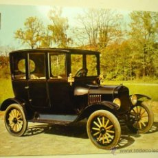 Postales: POSTAL COCHE FORT T---CM. Lote 51521312