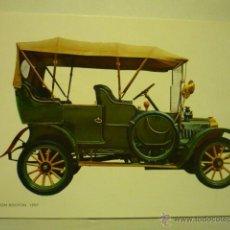 Postales: POSTAL COCHE DION BOUTON 1907 CM. Lote 51521322