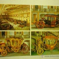 Postales: POSTAL EXTRANJERA LISBOA MUSEO DE CARRUAJES -CM. Lote 51521368