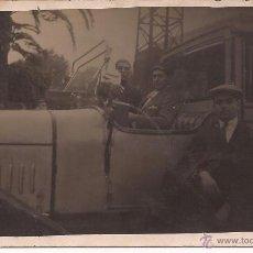Postales: POSTAL COCHE ANTIGUO/ SIN USAR. Lote 51626382