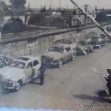 Postales: ANTIGUA POSTAL FOTOGRAFICA ORIGINAL COCHE COCHES AUTOMOVIL AUTOMOVILES. Lote 51781183