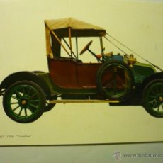 Postales: POSTAL COCHE RENAULT 1906--CM. Lote 52162073