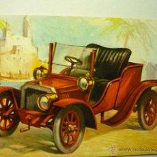 Postales: POSTAL COCHE ANTIGUO--CM. Lote 52162086
