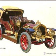 Postales: POSTAL COCHE DE EPOCA, DE DION 30 H.P. 1907 - EDITA CPVA Nº 6 - SIN CIRCULAR. Lote 52436016