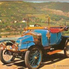 Postales: POSTAL COCHE DE EPOCA, CLEMENT BAYARD 1913 - EDITA ESCUDO DE ORO Nº 3 - SIN CIRCULAR. Lote 52436636