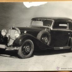 Postales: MERCEDES BENZ - 380 CABRIOLET A (1932). Lote 54093629
