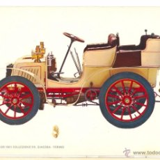 Postales: PANHAR LEVASOR 1901 POSTAL. Lote 55013859