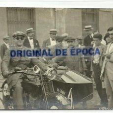 Postales: (PS-48265)POSTAL FOTOGRAFICA DE CARRERA AUTOMOVILISTICA AÑOS 20-30. Lote 56115939