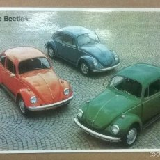 Postales: BEETLES-REPRODUCCION INGLESA. Lote 57860099